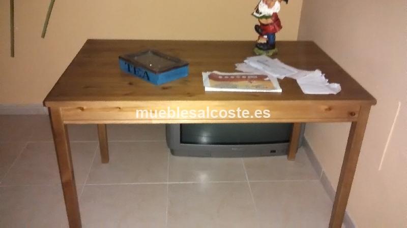 mesa comedor sin sillas cod:13694 segunda mano, Mueblesalcoste.es